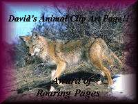 Roaring Pages Award