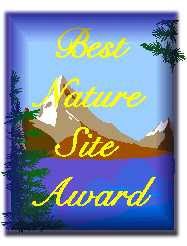 Best Nature Site Award
